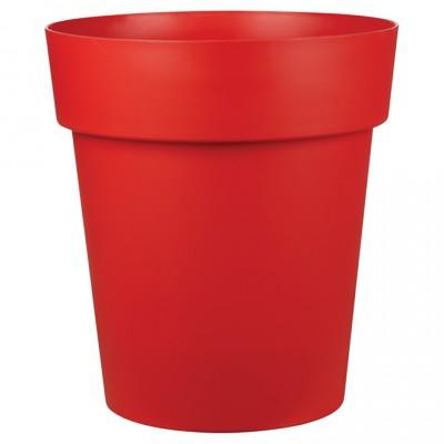 Pot Viva 13'' rouge
