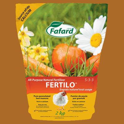 Engrais naturel Fertilo 5-3-3 2kg