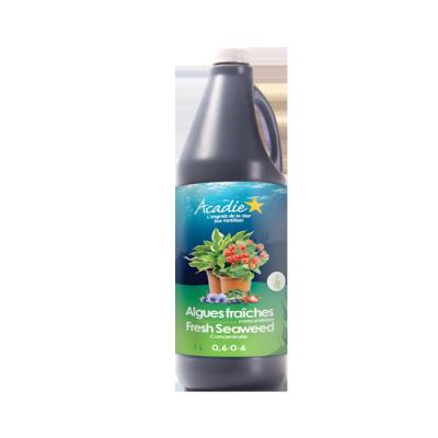 Engrais algues marines Acadie liquide 1L