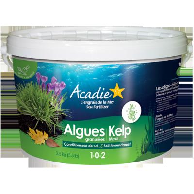 Engrais algues marines Acadie en granules 2kg
